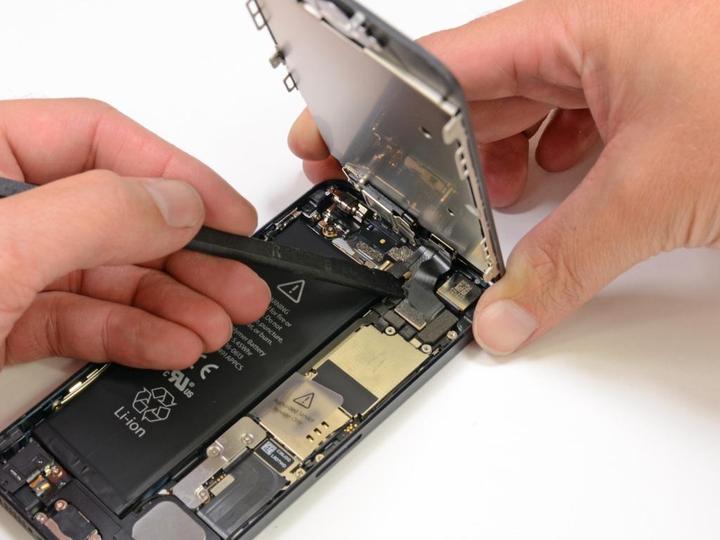 Замена динамика в смартфоне своими руками